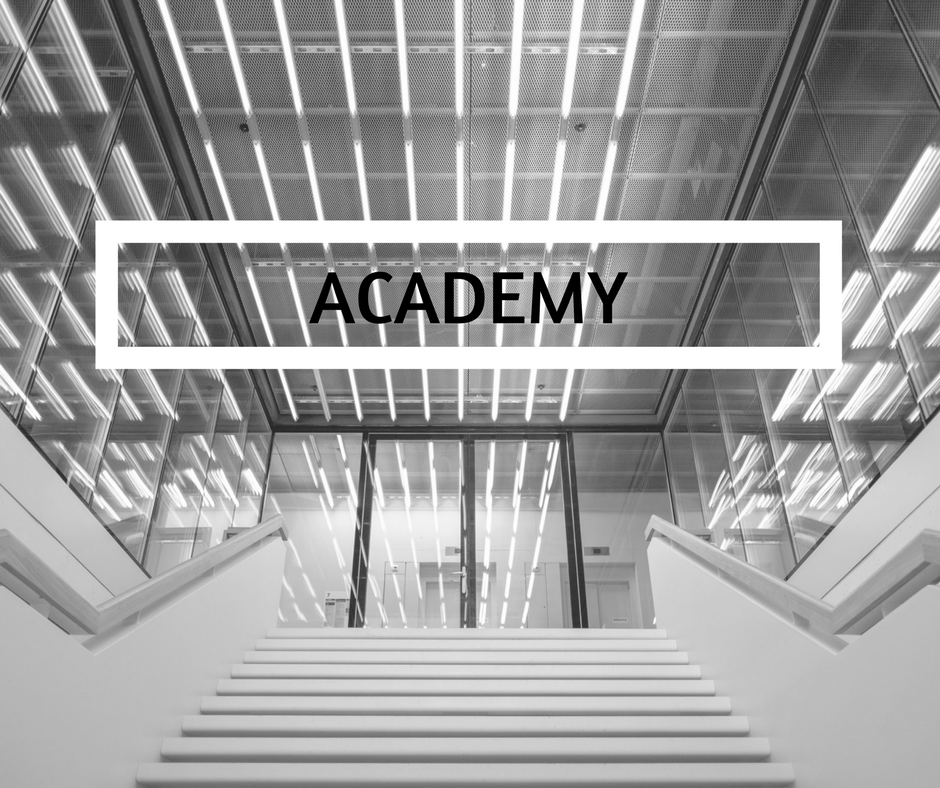 Academy with Lines