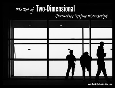 New Post at TWC – The Art of Two-Dimensional Characters