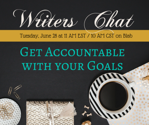 Writing Goals and Accountability