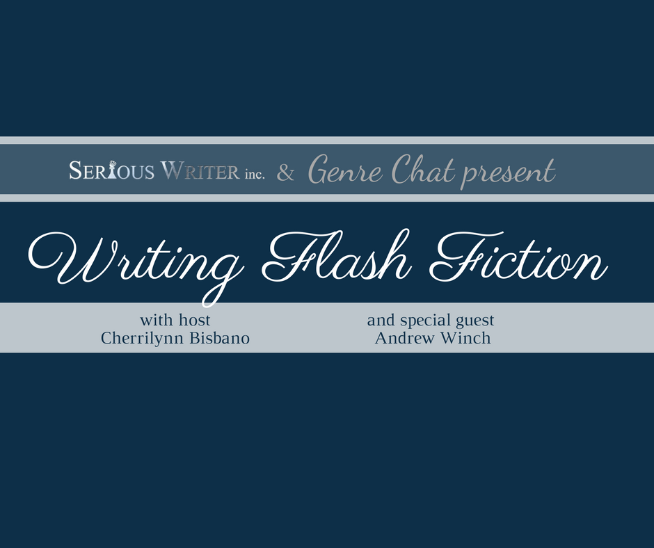 Flash Fiction with Andrew Winch
