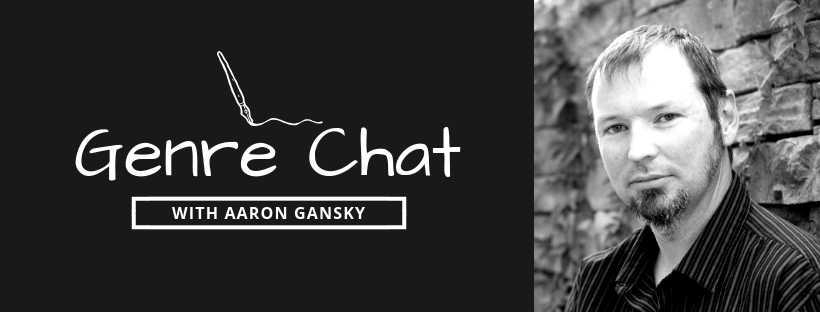 Genre Chat – Aaron Gansky – Fantasy and YA