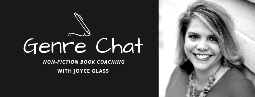 Genre Chat – Joyce Glass – Non-Fiction Book Coaching