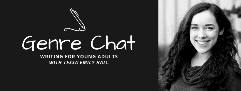 Genre Chat – Tessa Emily Hall – Writing for Young Adults