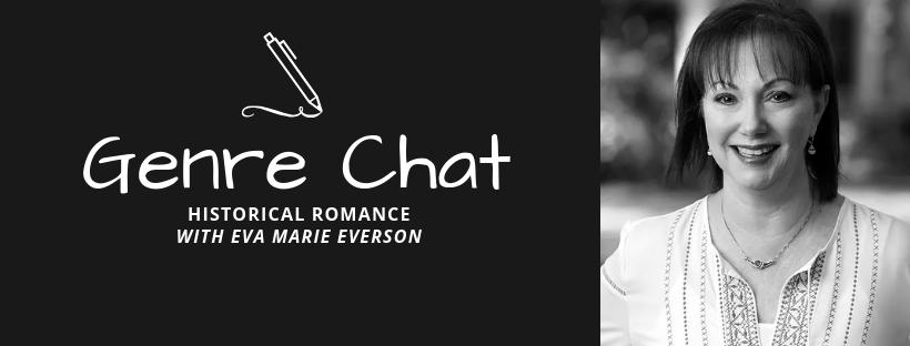 Genre Chat – Eva Marie Everson – Historical Romance