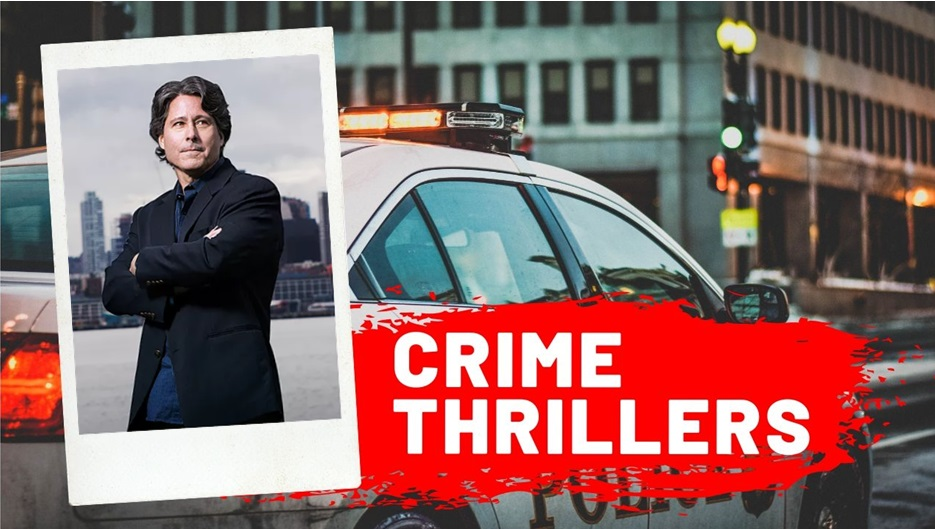 How to Write Crime Thrillers with Robert Dugoni | Genre Chat Ep. 64