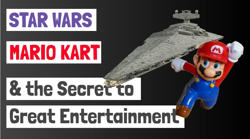 Star Wars, Mario Kart, and the Art of Good Entertainment | Genre Chat Ep. 64