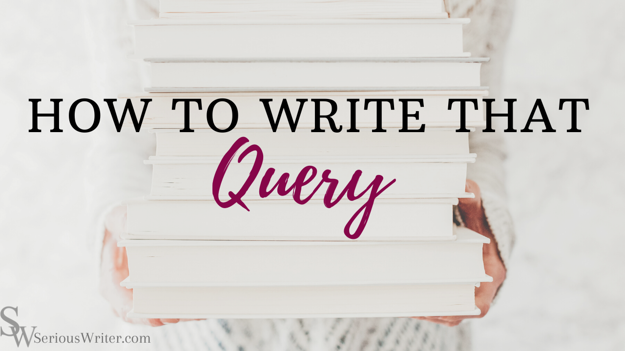 Query Letters: Don't Do This
