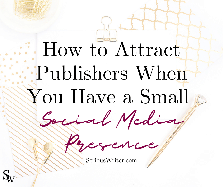attract publishers with small social media platform