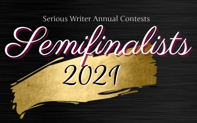 2021 Serious Writer Contest Semifinalists