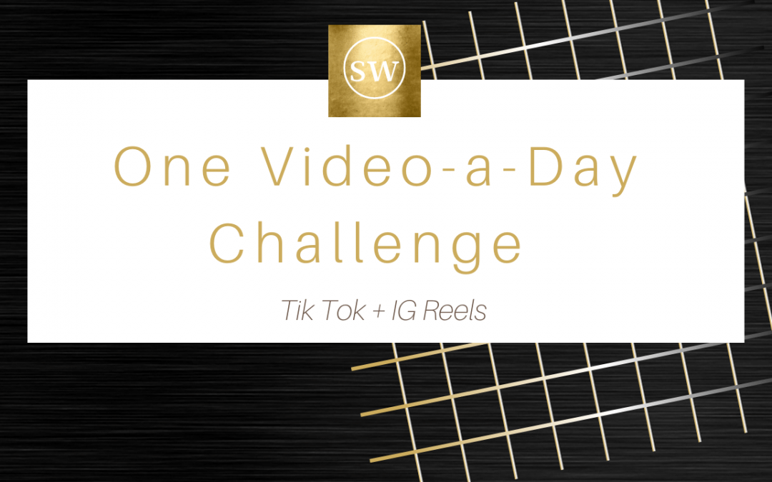 One Video-a-Day Challenge