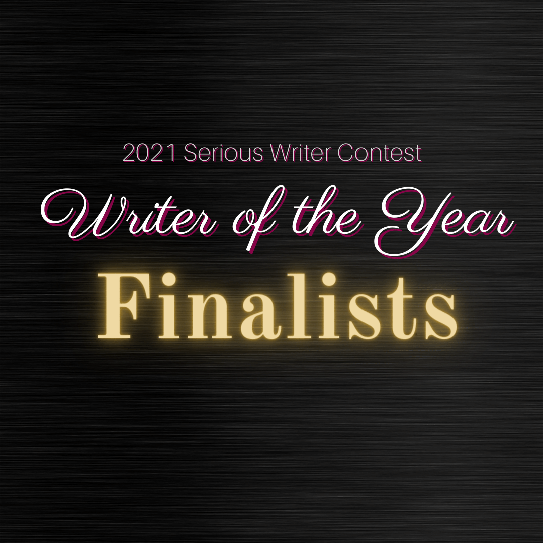 2021 Serious Writer Contest Book of the Year Finalists