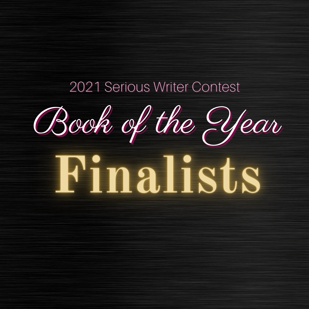 2021 Serious Writer Book of the Year Finalists