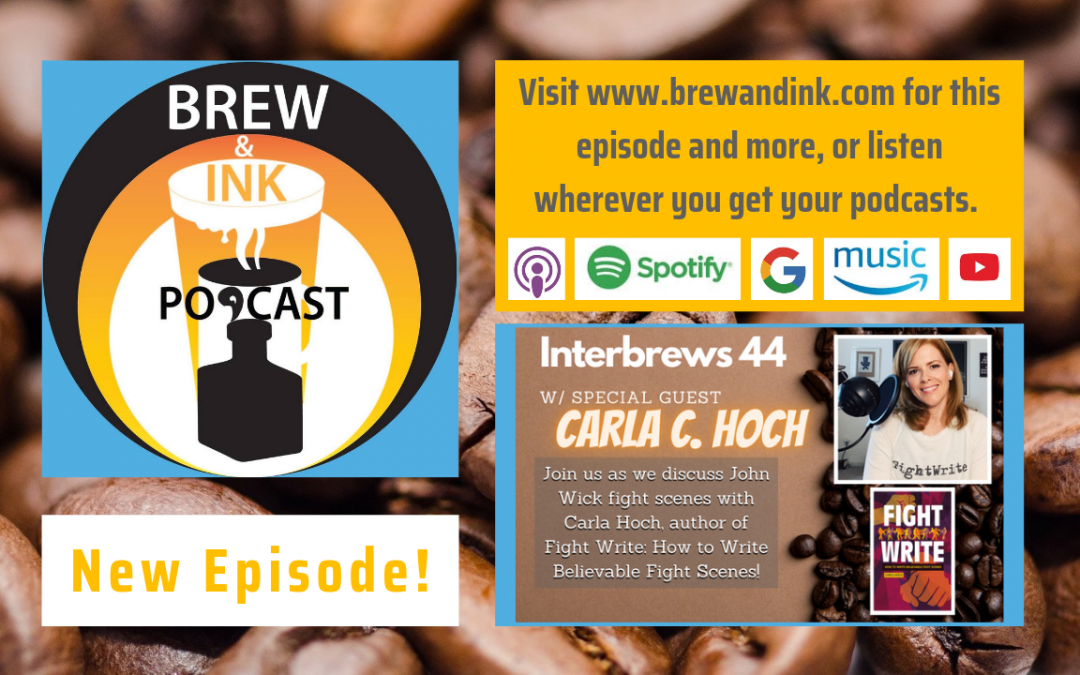 Interbrews 44 – John Wick SPOILER-FILLED Review w/ Carla Hoch